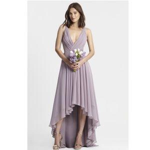 Beautiful high low chiffon dress